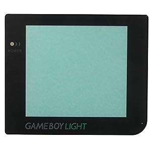 eJiasu Kunststoff schützende Bildschirm Panel Ersatz Screen Schutz Objektiv Abdeckung für Nintendo Gameboy Light GBL