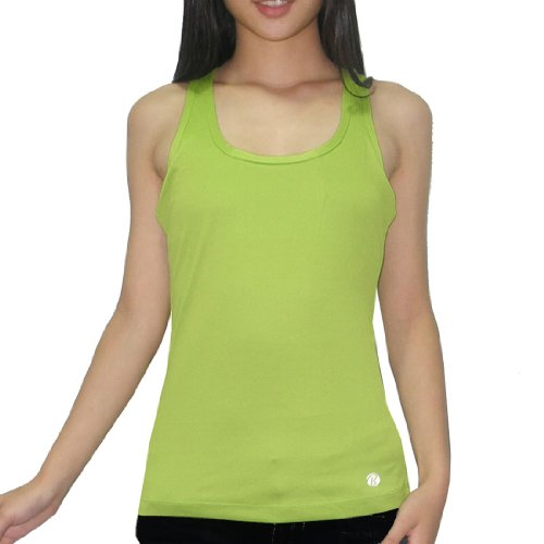 bally-total-fitness-womens-athletic-yoga-running-sports-tank-top-large-green