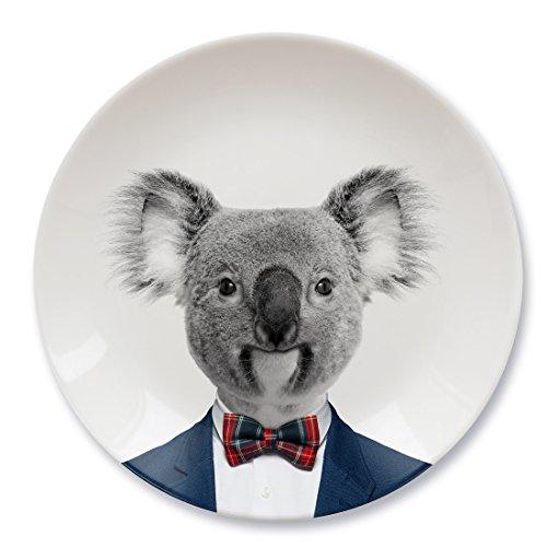 mustard-m12006g-grande-assiette-ceramique-wild-dining-koala