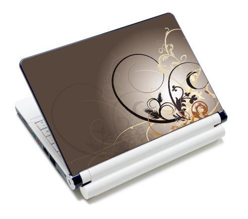 wortek Universal Notebook Folie für Notebooks bis ca. 15,4 Zoll - Ranke Braun