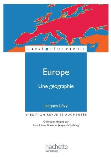 Europe, une géographie par Jacques Lévy