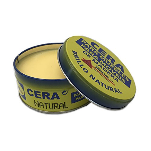 Productos Promade Acep102 - Cera muebles mad 250 gr nat preparada promade