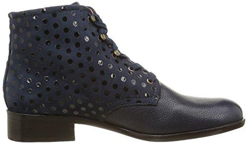 Chie Mihara Canita, Desert Boots Femme Bleu (Jansen Navy/Dot Navy)