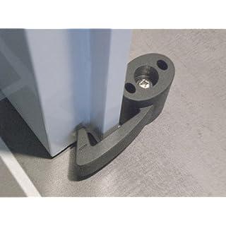 2 Stück Türstopper Türpuffer Türkeil Stop + Go schwarz von Artikel-Design
