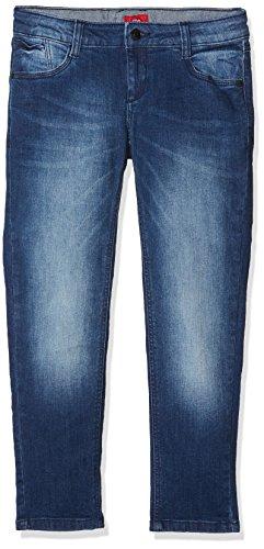 s.Oliver Jungen Jeans 61.708.71.3047, Blau (Blue Denim Stretch 56Z4), 152/Big