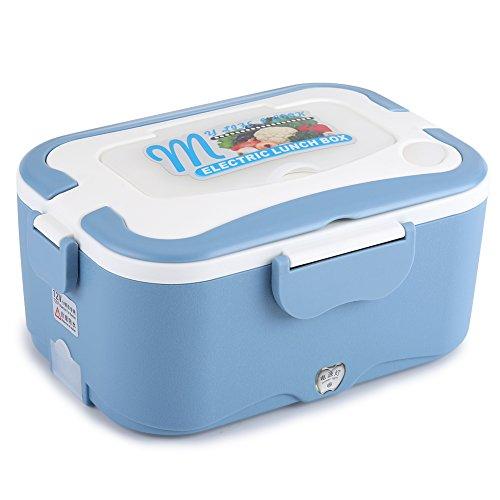 Asixx Speisenwärmer, Speisebehälter Elektrische Heizung Lunchbox aus...