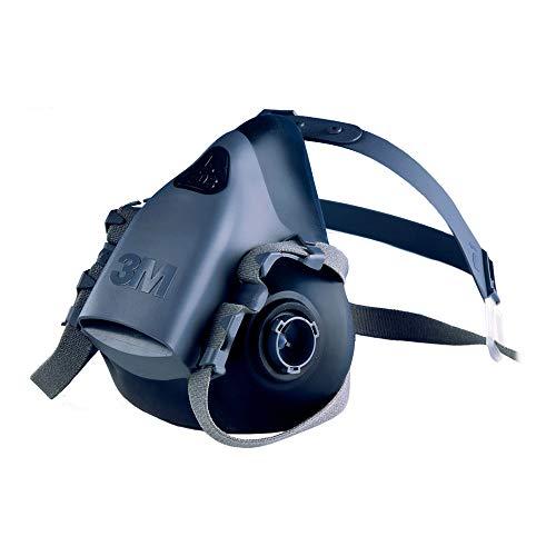 3M Silikon-Halbmaske Serie 7500 Maskenkörper 7501 GR S