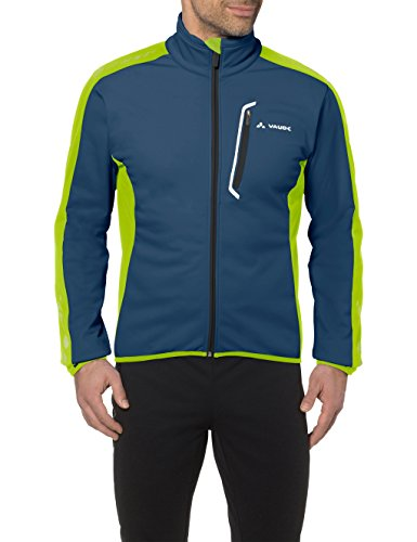 Vaude Damen Men's Posta Softshell Jacket IV Jacke, Fjord Blue, L