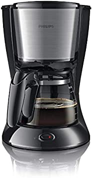 Philips Daily Collection HD7462/20 coffee maker Semi-auto, Black