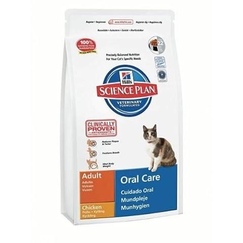 Hill's - Hills Science Plan Feline Adult Oral Care Poulet 5 kg