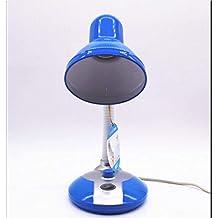 skoy iyue Lámpara De Escritorio LED Enchufable Protección Ocular Que Aprende A Oscurecer En Casa Dormitorio