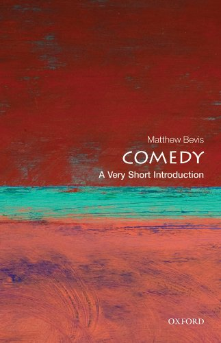 Comedy: A Very Short Introduction (Very Short...