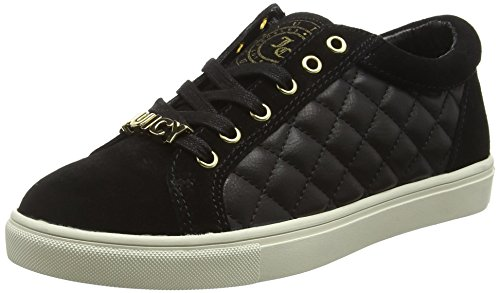 juicy-couture-leslie-damen-sneakers-schwarz-schwarz-395-eu-75-uk