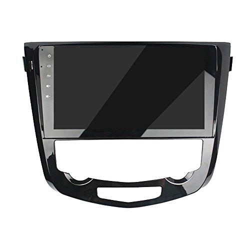 10,1\'\' Octa Core Android 9.0 coche GPS navegación Car Stereo Multimedia jugador Radio de coche para Nissan Qashqai (Transmisión automática) 2013 2014 2015 2016 Control de volante WiFi Bluetooth 8G SD