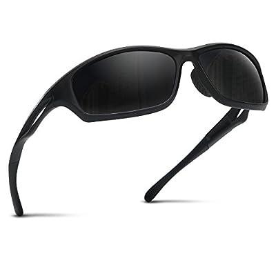 Occffy Polarisierte Sportbrille Sonnenbrille