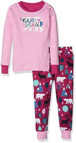 Hatley-Pj-App-Nordic-Forest-Bearly-Asleep-Pijama-para-Nios