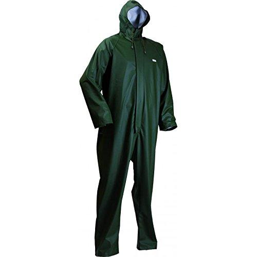 Lyngsoe LR13–08-xxl taglia 2x L–Tuta green-p, verde, LR13-08-XXXXL