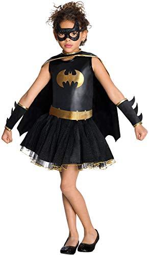 Fancy Me Mädchen Offiziell Lizenziert Batgirl Tutu Hero -