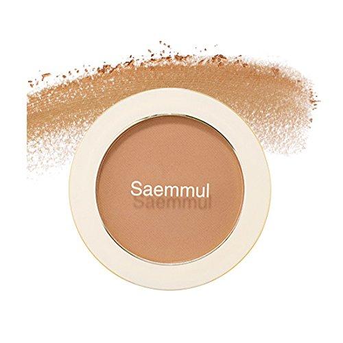 the SAEM Saemmul Single Blusher BR02 Naked Brown (Shading)