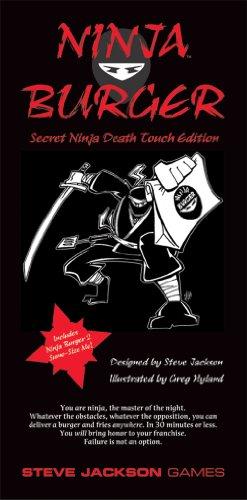 Steve Jackson Games 1903 Ninja Burger Revised Edition