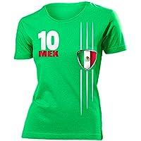 MEXIKO FANSHIRT - Damen T-Shirt Gr.S bis XXL - Golebros