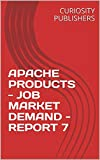 APACHE PRODUCTS - JOB MARKET DEMAND - REPORT 7 (English Edition)
