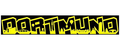 Samunshi® Aufkleber Dortmund Schriftzug Skyline Wohnmobilaufkleber in 9 Größen und 25 Farben (50x7,8cm gelb)