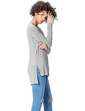 FIND Camiseta Extra Larga para Mujer