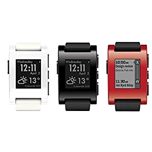 Pebble 301BL Smart Watch
