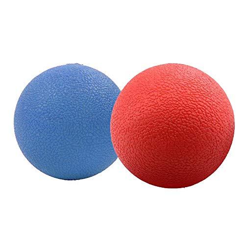 Massage Ball Set, vivopro Sports | Massage-Kugeln für tiefe Gewebe Schmerzlinderung, verbesserte Mobilität und die Durchblutung, Stress Relief, Plantarfasziitis | 2Massage Kugeln -