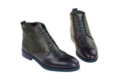 PikolinosW5m-8946c1 Dark-blue - Stivali classici Donna Blu scuro