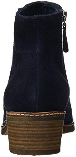 Tamaris 25035, Bottes Femme Bleu (Navy)