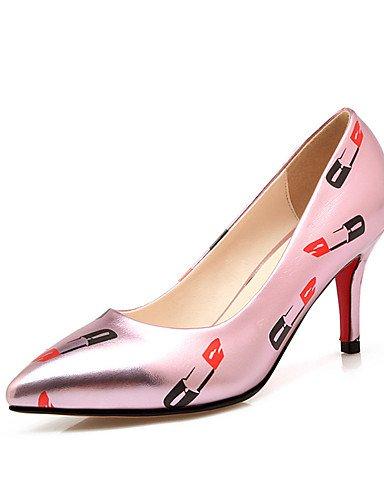 WSS 2016 chaussures talon aiguille talons des femmes / nouveauté / talons bout pointu mariage / fête&soirée / dressblack / bleu black-us4-4.5 / eu34 / uk2-2.5 / cn33