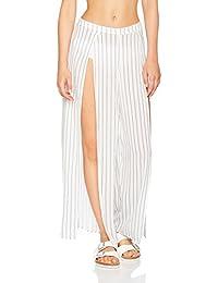 New Look Wide Leg Stripe, Cubierta para Mujer