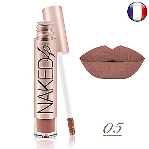 Rouge à lèvre mat waterproof semi permanent longue durée o.two.o