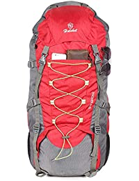 2e6be41e9f Hotshot Waterproof Travel Backpack for Outdoor Sport Camp Hiking Trekking  Adventure Bag Camping Rucksack Backpack for Boys…