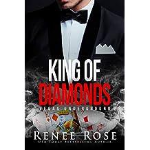 King of Diamonds: A Dark Mafia Romance (Vegas Underground Book 1) (English Edition)
