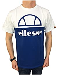 ellesse - T-shirt - Homme blanc Blanc (Optic White)