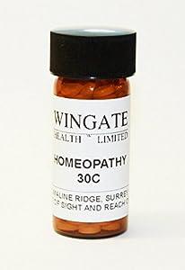 Wingate Health Ltd Nux Vomica 30C Homeopathic Pillules/Tablets x 200