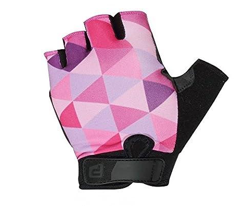 Polaris Controller Junior Cycling Mitts, Pink Jewel,