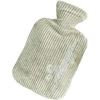 Beimaji Trade Wärmflasche, warme Handwärmtasche, 1 Stück, einfacher Buchstabe Samt für Herbst und Winter grün preisvergleich bei billige-tabletten.eu
