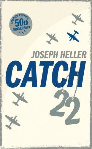 Catch-22: 50th Anniversary Edition (Vintage Classics) by Heller, Joseph (October 6, 2011) Hardcover