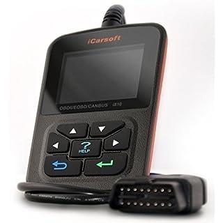 iCarSoft i810 Diagnosegerät OBD2 CANBus Universal für alle Fahrzeuge Handdiagnosegerät