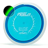 MVP Eclipse Glow Proton Macro Mini Tesla 15cm Disc Golf Mini Marker And Sport Disc [Colors May Vary]
