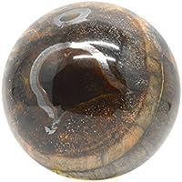 Healing Crystals India®: 454 g, getrommelt, Chevron-Band, Amethyst-Quarzkristalle aus Südafrika, kleine 0,6 cm... preisvergleich bei billige-tabletten.eu