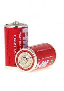 Battery Hi Watt C Batteries 2-pack