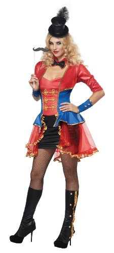 Ringmaster Kostüm - Ladies Ringmaster Costume - Small