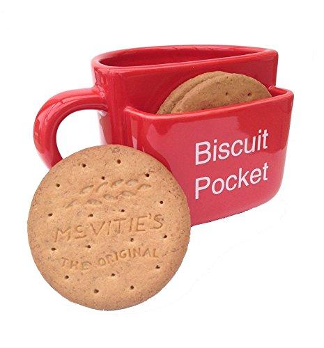 Simplymugs, tazza con contenitore per biscotti