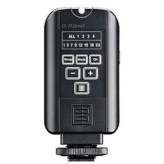 Elinchrom el19368–Ausrüstung Radio-EL-skyport-Transmitter mehr, Schwarz