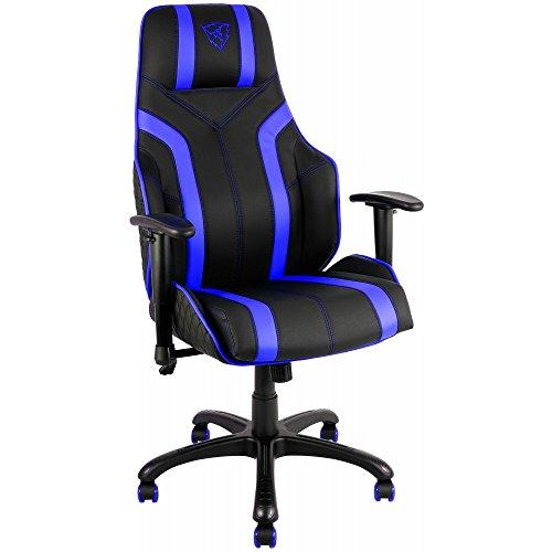 Thunderx3 tgc20bb silla gaming profesional metal pl stico - Silla gaming diablo ...